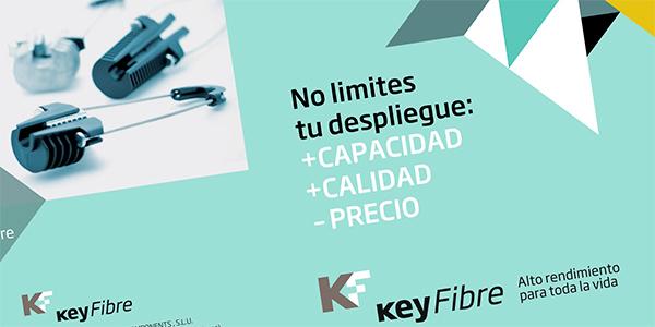 KeyFibre presente en AOTEC 2018